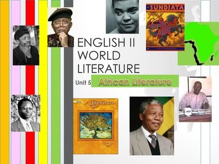 English II World Literature