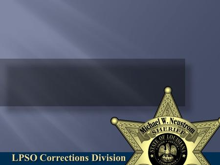 400 Employees 1,300 Offenders under supervision 400 Employees 1,300 Offenders under supervision.