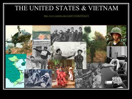 THE UNITED STATES & VIETNAM