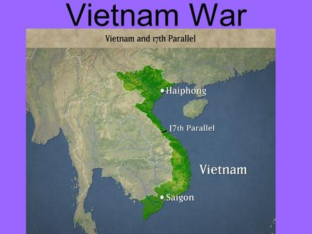 Vietnam War. Considered a police action and not a war, there is no actual starting point of Vietnam like in most wars, it basically went from 1950 to.