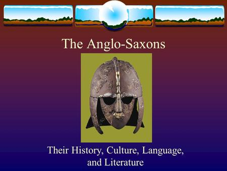 a history of literature in the anglo saxson period -the anglo-saxon period  or anglo-saxon literature anglo-saxons norman conquest caedmon's hymn song of beowulf  major event in anglo-saxon history.