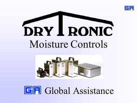Moisture Controls Global Assistance. Christoph Schmidt, Service Engineer... in the Microchip production working with Drytronic  since 1993 Full-Service.