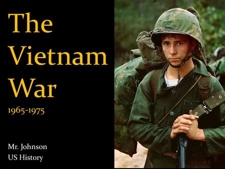 the significance of the vietnam war Ending the vietnam war: a history of america's involvement in and extrication  from the vietnam war [henry kissinger] on amazoncom free shipping on.