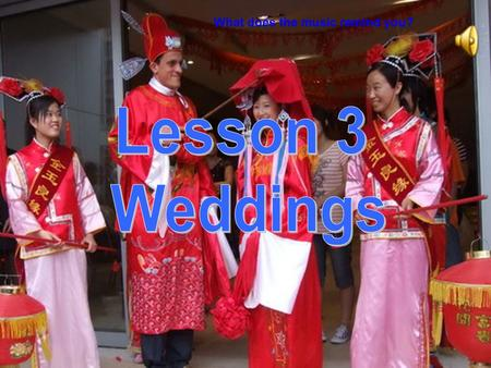 What does the music remind you?. Remarriage Group /collective wedding Traditional weddings.