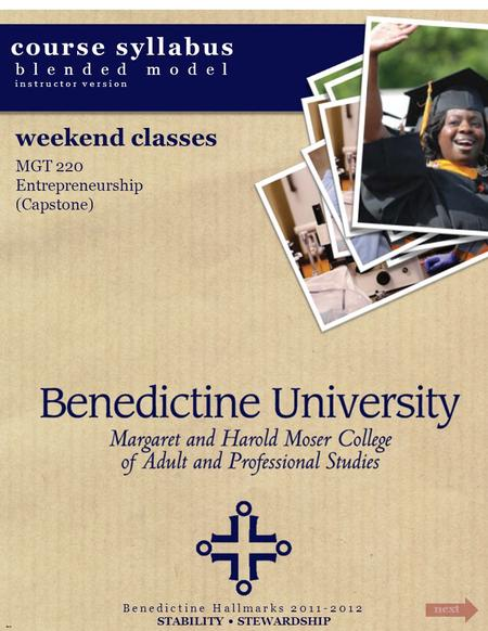 Homeaboutexpectationsresources course overview learning outcomes IDEA schedule & sessions course syllabus blended model instructor version Cover weekend.