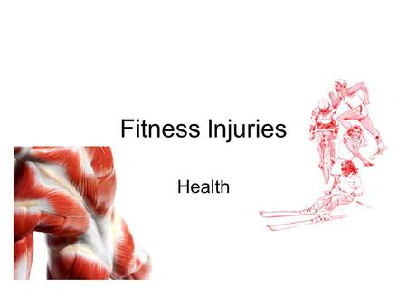 Fitness Injuries Health. Asthma Narrowing of the bronchial tubes with secretion of mucous. Causes – pollen, allergies, changes in temp (warm to.