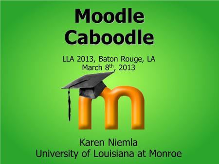 University Of Louisiana At Monroe 702 Cole Avenue Monroe