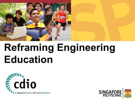 Reframing Engineering Education