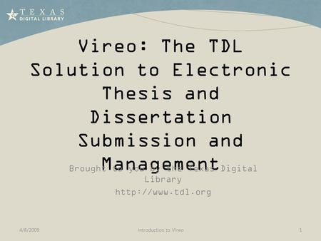 etd thesis submission