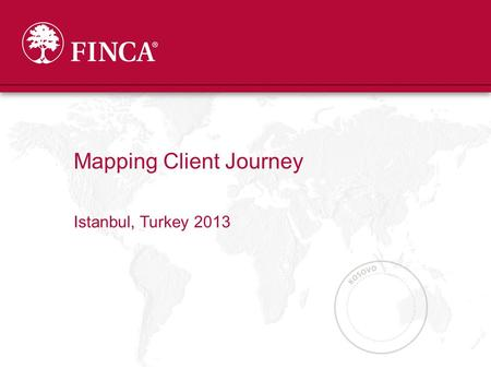 Mapping Client Journey Istanbul, Turkey 2013. Family History Journey Map – Ancestry DNA Mapping.