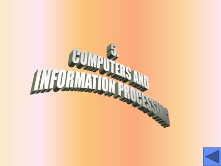 LEARNING OBJECTIVES Identify Computer ComponentsIdentify Computer Components Describe Data RepresentationDescribe Data Representation Contrast mainframes,