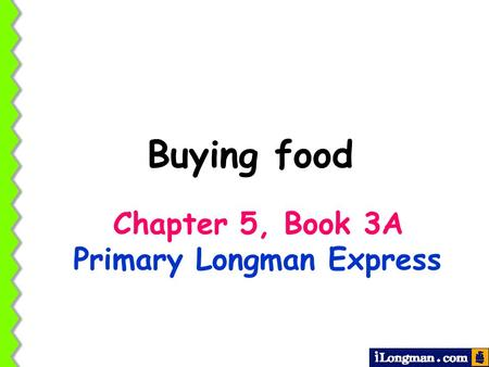 Primary Longman Express