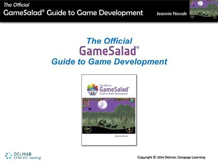The Official Guide to Game Development. Chapter 4 Windows Game Development: every screen is a playground.