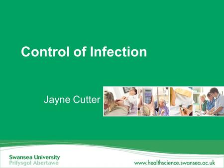Control of Infection Jayne Cutter. The consequences of HCAI are: Delay in healing Death or disability Loss of earnings for patients Increase in cost of.
