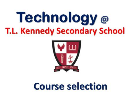T.L. Kennedy Secondary School