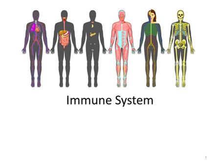 "Immune System 1 What It's All About – the BASICS Defend the body against pathogens Recognize self from non-self Specific and Non-specific ""Bottom line"":"