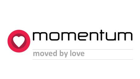 Moved by love momentum. expressing love through forgiveness momentum.