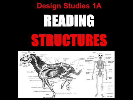 Design Studies 1A READING STRUCTURES. 2/30  W. H. Smith (1980). The world's Great Architecture, Hamlyn, London Vickers.