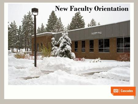 New Faculty Orientation. Parking pass request (free parking) - complete form today and return to Alisa - no designated parking for faculty/staff, can.