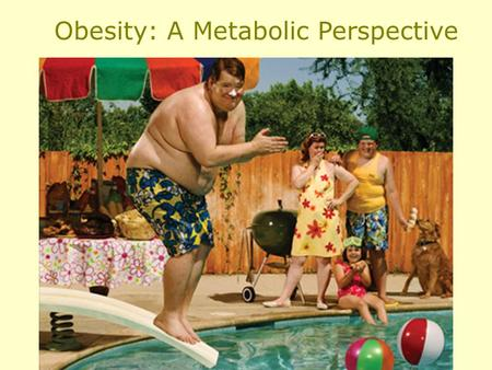 "Obesity: A Metabolic Perspective. Obesity Trends* Among U.S. Adults BRFSS, 1985 (*BMI ≥30, or ~ 30 lbs overweight for 5' 4"" person) No Data <10% 10%–14%"