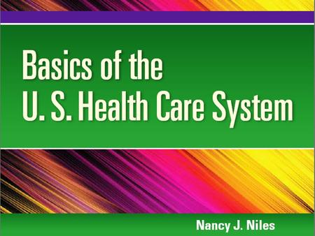 © 2010 Jones and Bartlett Publishers, LLC. Basic Concepts of the U.S. Health Care Delivery System: Student Activity Workbook Chapter 4 Public Health Role.