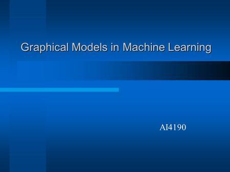 probabilistic graphical models daphne koller pdf download