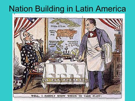 Nation Building in Latin America. Social Structure in Latin America Peninsulares- held all important positions Creoles- descendents of Europeans born.