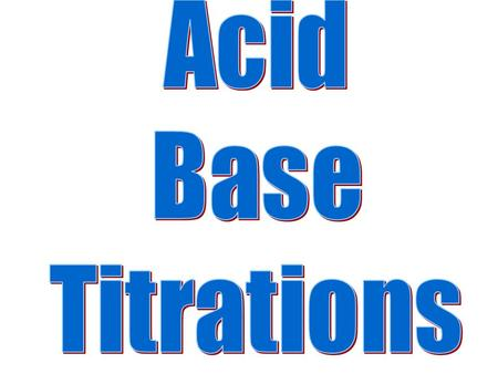 Acids and bases, when combined in equal quantities, neutralize each other forming salt and water. HCl + NaOHHOH + NaCl 1+1-1+1-1+1-1+1- H 2 SO 4 + Al(OH)