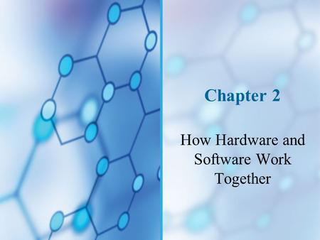 How Hardware and Software Work Together