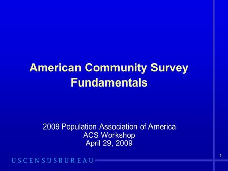 community population study These data come from the community assessment for older adults™ (casoa™)  and the national citizen survey™ (the ncs™.