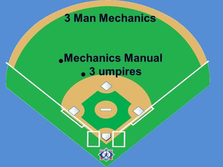 Only in a 3 man crew, the plate umpire and the base umpire nearest to the dugout will inspect the equipment in that dugout. The remaining umpire will.