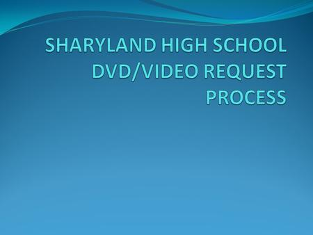 CLICK ONTO THE SHARYLAND WEB PAGE  www.sharylandisd.orgwww.sharylandisd.org  Find and select the Sign-In tab located at top right.