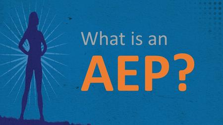 What is an AEP?. AEPs specialise in clinical exercise interventions for a broad range of pathological populations.