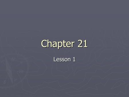 Chapter 21 Lesson 1. Did You Know ? More and more people are becoming aware of the health risks of tobacco use. The current trend is for individuals to.