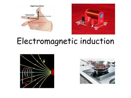 Electromagnetic induction. Important factors in inducing currents 1.An emf is induced if the coil or the magnet (or both) move (change in flux). 2.The.