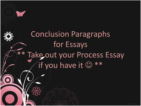 writing effective conclusions essays Up: economics network  writing for economics essay writing the idea of setting essays is to offer you the chance to make a longer, more complex argument nonetheless, in the model we recommend, the fundamentals remain.