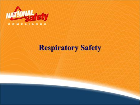 Respiratory Safety. Introduction Everyday thousands of workers are subjected to airborne contaminates. These different contaminates can cause great harm.