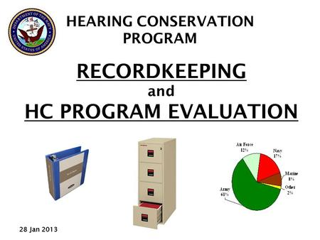 RECORDKEEPING and HC PROGRAM EVALUATION