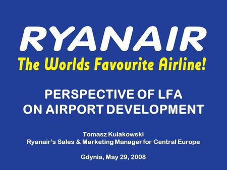 ryanair internal and external factors Here you will learn more about internal vs external risks in project management so you can will serve to analyze both internal and external factors that may.