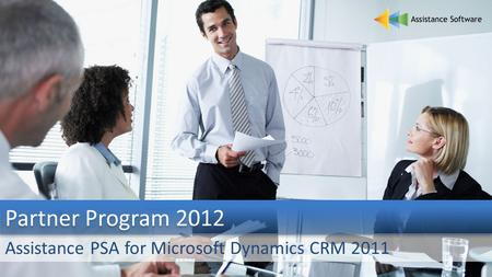 Assistance PSA for Microsoft Dynamics CRM 2011 Partner Program 2012.