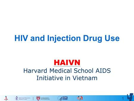 HIV and Injection Drug Use