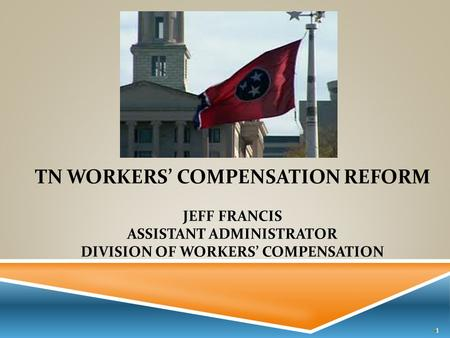 Tennessee S New Court Of Workers Compensation