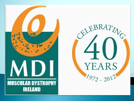 """In 2011 MDI opened its new Headquarters based in Chapelizod, Dublin. This was the realisation of a 30 year dream. We now offer our members and their."