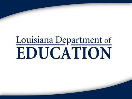 Louisiana's USDOE AP Test Fee Program Rima Duhon Louisiana Virtual School AP® Program Coordinator.