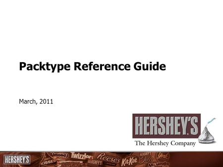 Packtype Reference Guide March, 2011. 2 Standard Bars$ 895$ 929+ 3.8% King Size$ 473$ 545+15.1% CPC$ 598$ 628+ 4.9% SUBs$ 68$ 93+46.3% 8-Packs$ 286$ 305+