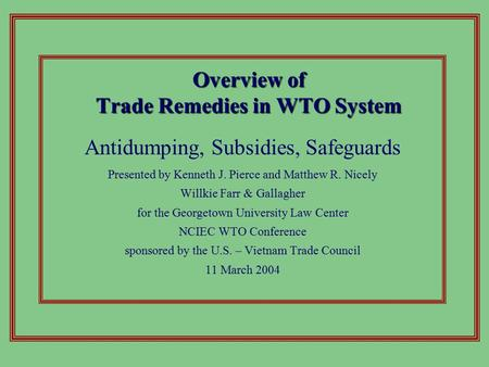 The political economy of the world trading system the wto and beyond download
