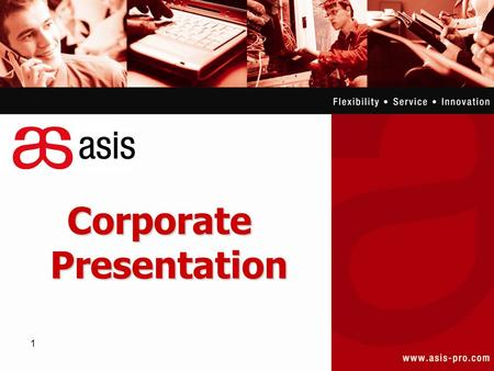 1 Corporate Presentation. 2  Foundation:  Established- 1998, privately owned  Transelectric group member- 1969  Core business:  Global designer and.