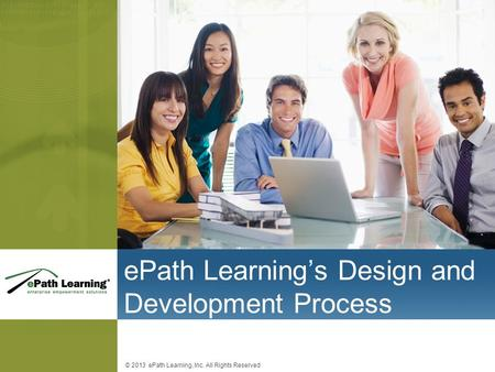 ePath Learning's Design and Development Process