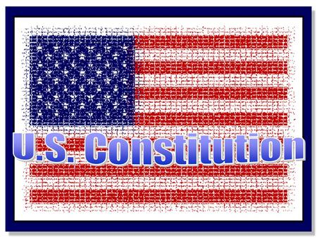 Preamble - An Introduction To the whole Constitution -Gives the purposes and goals of government -We, the people of the United States, in Order to from.