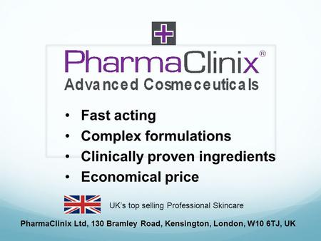 Clinically proven ingredients Economical price
